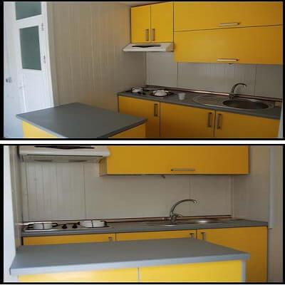 کانکس آشپزخانه