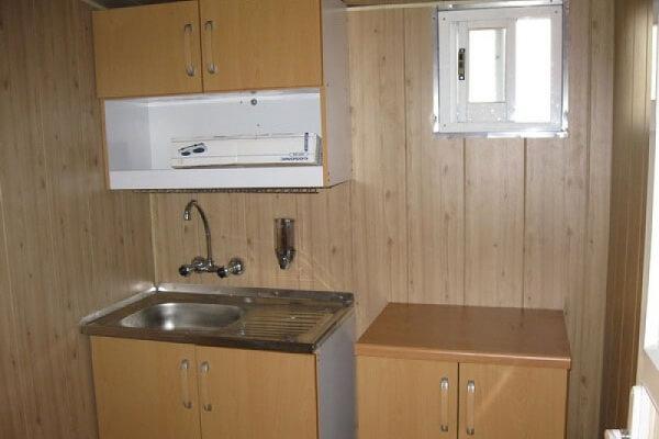 کانکس آبدارخانه و آشپزخانه 16