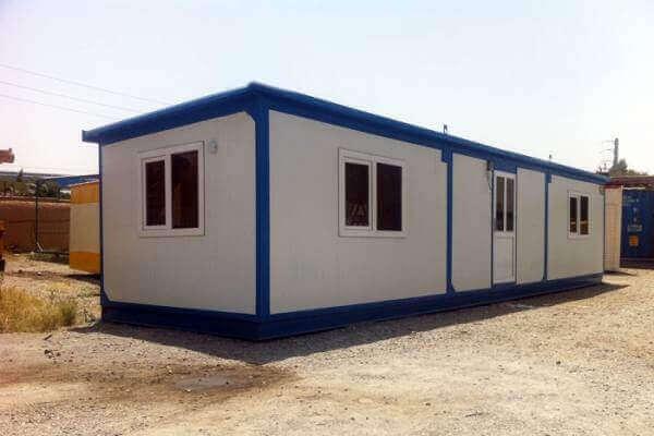 کمپ پیش ساخته پانلی 139