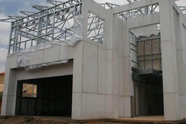 کمپ پیش ساخته پانلی 140